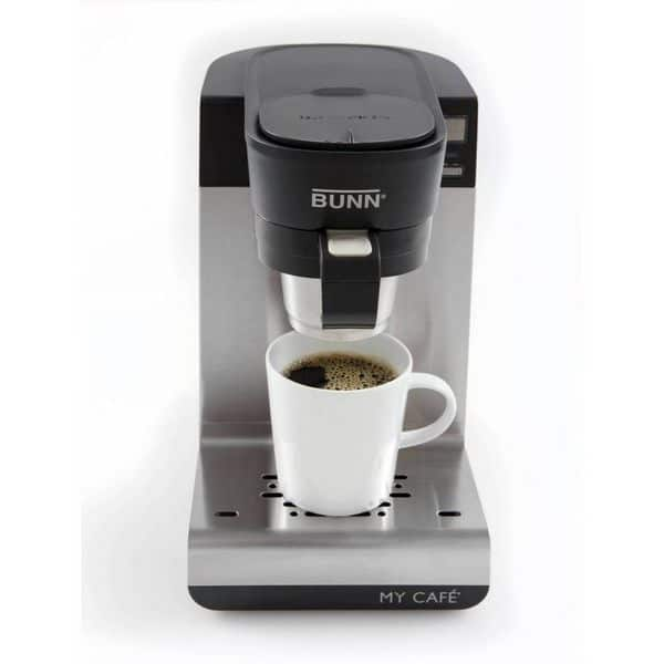 Bunn My Cafe MCU Single Cup Coffee Brewer Review - Coffeeble