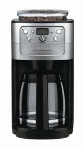 Cuisinart DGB 700BC Grind And Brew 12-Cup Automatic Coffee Maker