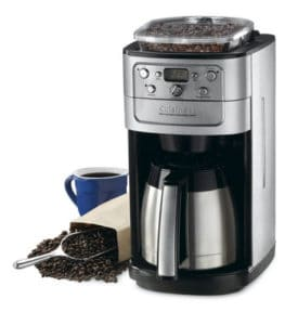 Cuisinart DGB-900 Grind And Brew Thermal 12 Cup Coffee Maker