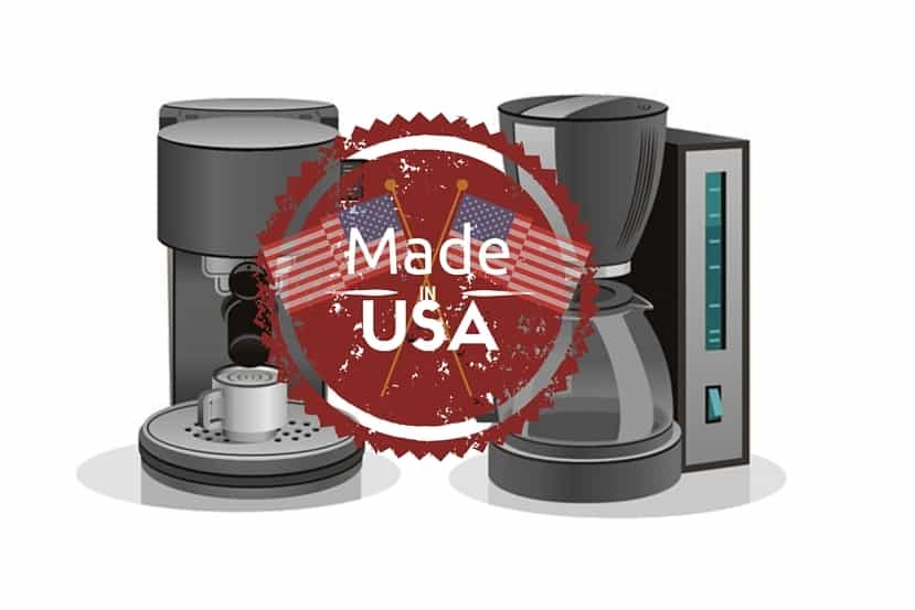 Coffee Maker Made In Usa Or Europe : Coffee Makers Made In USA - Coffeeble