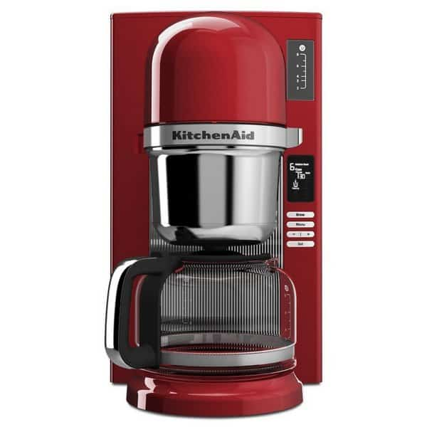 KitchenAid Automatic Pour Over Coffee Maker Review - Coffeeble